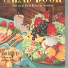 Better Homes & Gardens Salad Book Cookbook Vintage Item