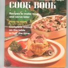 Better Homes & Gardens Make Ahead Cook Book Cookbook Vintage Item 696005301