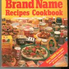 More Favorite Brand Name Recipes Cookbook by Consumers Guide 0517414457