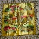 Souvenir Pillow Top Minneapolis Minn. Vintage Very Nice Item