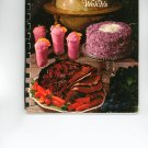 The Wonderful World Of Welchs Cookbook Vintage Item