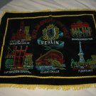 Souvenir Pillow Top Berlin Grusst Die Welt Vintage Very Nice Item