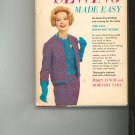 Vintage Sewing Made Easy by Mary Lynch & Dorothy Sara