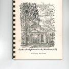 Centre Presbyterian Church Cookbook Regional New York