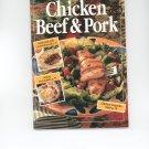 Pillsbury Chicken Beef & Pork Cookbook Classic