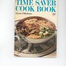 Time Saver Cook Book Cookbook by Pillsbury Vintage Item