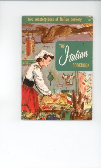 The Italian Cookbook by Culinary - 32.6KB