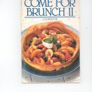 Pillsbury Come For Brunch II Cookbook # 39