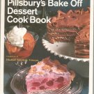 Pillsburys Bake Off Dessert Cookbook Vintage Compliments Disabled American Vetrans