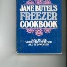 Jane Butel's Freezer Cookbook Vintage