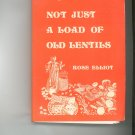 Not Just A Load Of Old Lentils Cookbook by Rose Elliot Vintage 0854870210