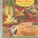 June Roth's Fast And Fancy Cookbook Vintage
