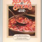 Better Homes & Gardens Soups & Stews Cookbook Vintage 0696004453