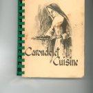 Carondelet Cuisine Cookbook Regional New York Church