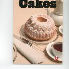 The Great Cooks Guide To Cakes Cookbook 0394736052 Vintage