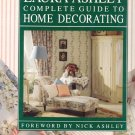 Laura Ashley Complete Guide To Home Decorating 0517573385