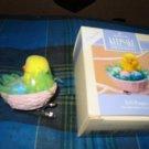 Hallmark Keepsake Ornament Li'l Peeper Complete With Box Easter Collection