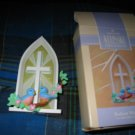 Hallmark Keepsake Ornament Radiant Window Complete With Box Easter Collection