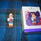 Hallmark Keepsake Ornament Happy Bubble Blower Complete With Box