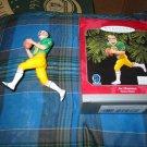 Hallmark Keepsake Ornament Joe Montana Notre Dame  Complete With Box