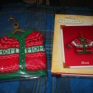 Hallmark Keepsake Ornament Mom Sweater Complete With Box