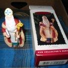 Hallmark Keepsake Ornament St. Nicholas Christmas Visitors Complete With Box