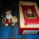 Hallmark Keepsake Ornament Jolly Old Kris Jingle Complete With Box