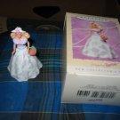 Hallmark Keepsake Ornament Springtime Barbie Complete With Box