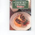 Country Creations Bob Evans Farms Cookbook Special Edition