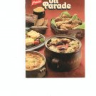 Potatoes On Parade Cookbook by Frenchs