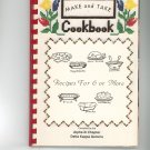 Make and Take Cookbook by Alpha Xi Chapter Delta Kappa Gamma Regional