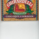 Ghirardelli Original Second Edition Chocolate Cookbook 0961021802