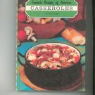 Favorite Recipes Of America Casseroles Cookbook Vintage