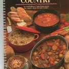 A Taste Of The Country Second  Edition Cookbook 0898210895