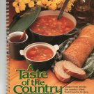 A Taste Of The Country Fifth  Edition Cookbook 0898210984