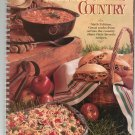 A Taste Of The Country Sixth  Edition Cookbook 0898211050