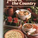 A Taste Of The Country Seventh Edition Cookbook 0898211204