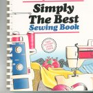 Simplicitys Simply The Best Sewing Book First Edition