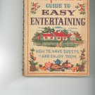 Betty Crockers Guide To Easy Entertaining Vintage