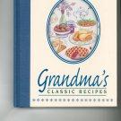 Grandmas Classic Recipes Cookbook 0785342192