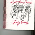 Weavertown School Family Cooking Cookbook Regional School Mennonite PA