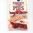 Pillsbury Harvest Time Pies Cookbook # 45