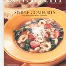 Bon Appetit Magazine February 2002