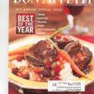 Bon Appetit Magazine January 2002