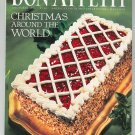 Bon Appetit Magazine December 1996 Christmas Around The World
