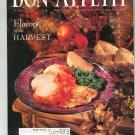 Bon Appetit Magazine October 1992 Flavors Of The Harvest