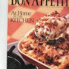 Bon Appetit Magazine March 1997 At Home In The Kitchen
