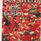 Bon Appetit Magazine August 1995 Fresh From The Garden
