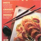 Bon Appetit Magazine January 1988 Diets Cruises Menus