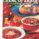 Taste Of Home Magazine February March 2001